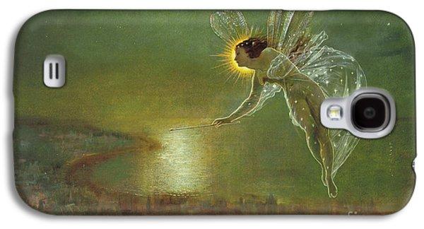 Spirit Of Night, 1879 Galaxy S4 Case