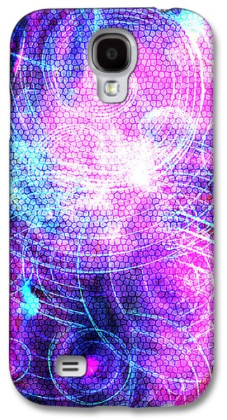 Galaxy S4 Case - Spirit Of Passion I I by Orphelia Aristal