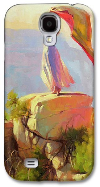 Grand Canyon Galaxy S4 Case - Spirit Of The Canyon by Steve Henderson