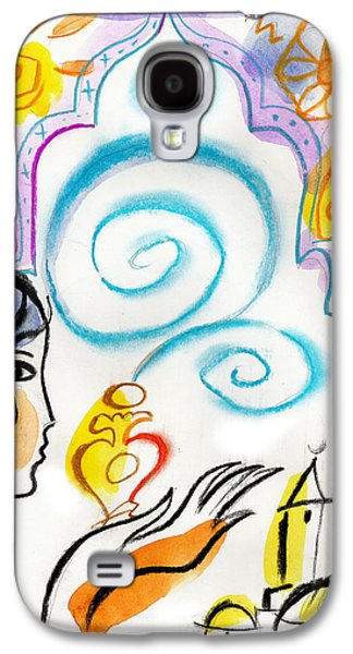 Spirit Of The East Galaxy S4 Case