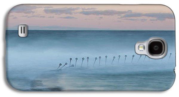 Spirit Of The Ocean Galaxy S4 Case by Az Jackson