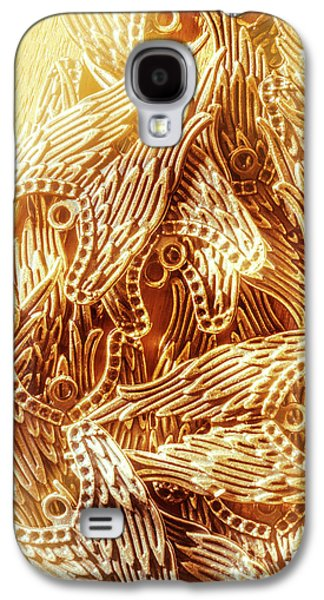 Galaxy S4 Case featuring the photograph Spiritual Entanglement by Jorgo Photography - Wall Art Gallery