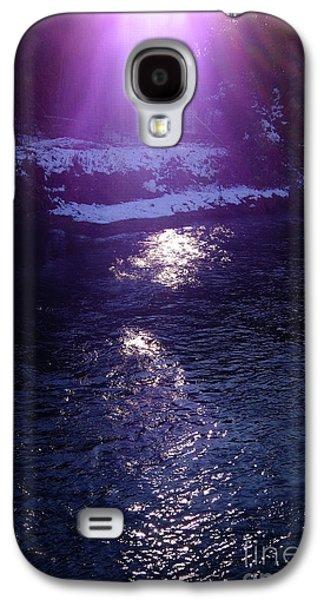 Spiritual Light Galaxy S4 Case by Tatsuya Atarashi