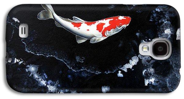 Splash 2 Galaxy S4 Case by Sandi Baker