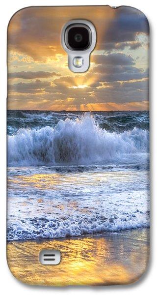 Splash Sunrise II Galaxy S4 Case