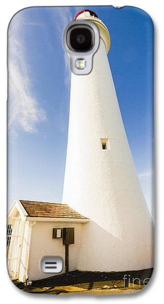 Split Point Lighthouse Galaxy S4 Case by Jorgo Photography - Wall Art Gallery