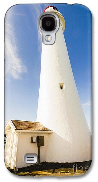 Split Point Lighthouse Galaxy S4 Case