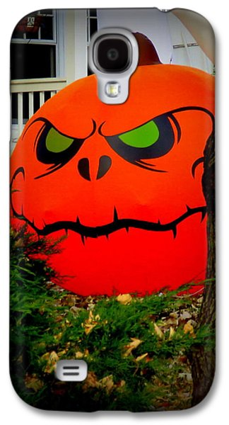 Spooky Time 2 Galaxy S4 Case by Diane M Dittus