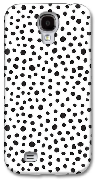 Spots Galaxy S4 Case by Rachel Follett