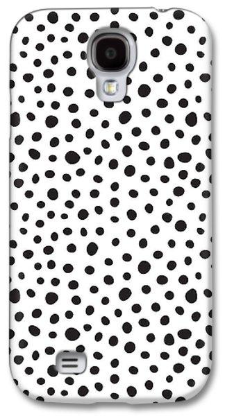 Beach Galaxy S4 Case - Spots by Rachel Follett