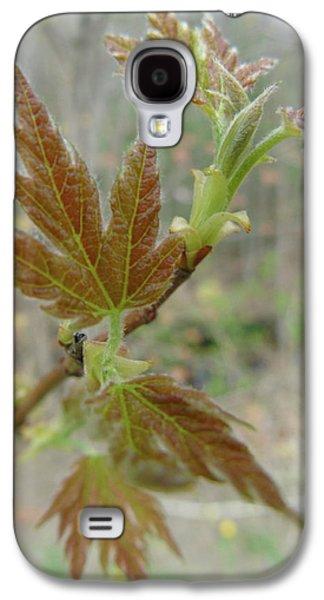 Spring-a New Beginning Galaxy S4 Case by Susan Lafleur