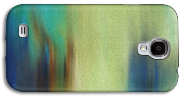 Spring Abstract Galaxy S4 Case