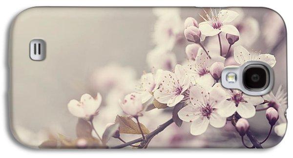 Spring Blossom Galaxy S4 Case by Jelena Jovanovic