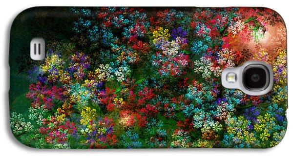 Spring Bouquet Galaxy S4 Case by Adam Vance