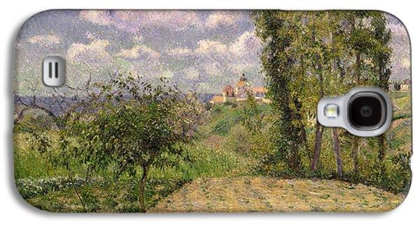 Spring Galaxy S4 Case by Camille Pissarro
