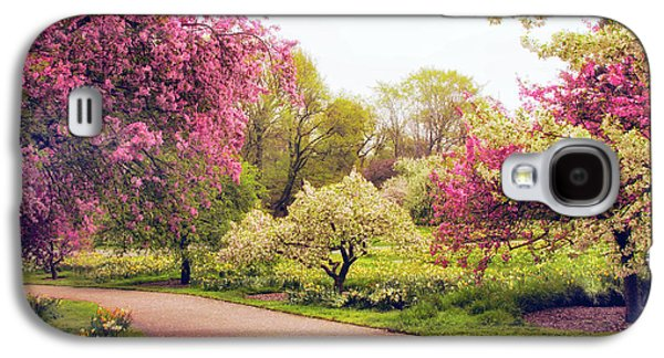 Spring Crescendo Galaxy S4 Case by Jessica Jenney