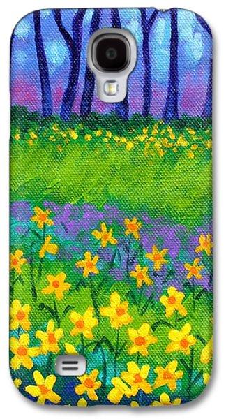 Spring Daffodils Galaxy S4 Case by John  Nolan