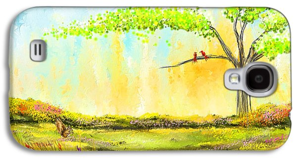 Spring Day - Spring Paintings Galaxy S4 Case