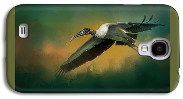 Spring Flight Galaxy S4 Case by Marvin Spates