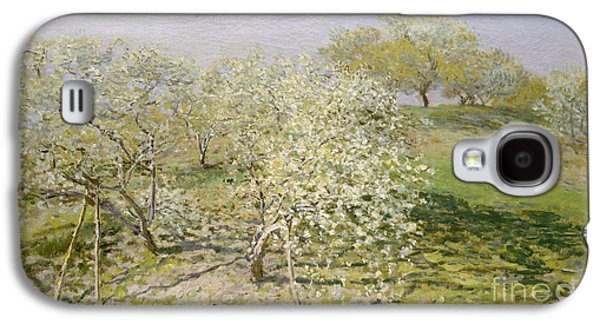 Spring, Fruit Trees In Bloom, 1873 Galaxy S4 Case