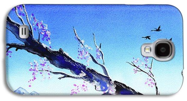 Spring In The Mountains Galaxy S4 Case by Irina Sztukowski