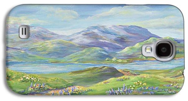 Spring In The Okanagan Valley Galaxy S4 Case by Malanda Warner
