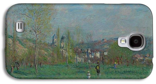 Spring In Vetheuil, By Claude Monet, 1880, Boijmans Van Beuninge Galaxy S4 Case