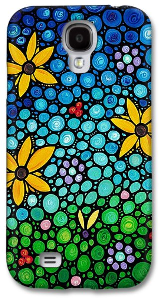 Spring Maidens Galaxy S4 Case by Sharon Cummings
