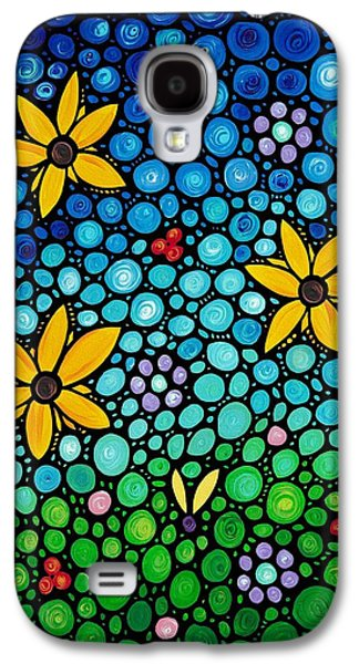 Spring Maidens Galaxy S4 Case
