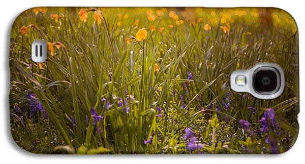 Spring Meadow Galaxy S4 Case by Chris Fletcher