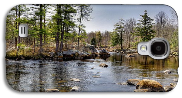Galaxy S4 Case featuring the photograph Spring Near Moose River Road by David Patterson