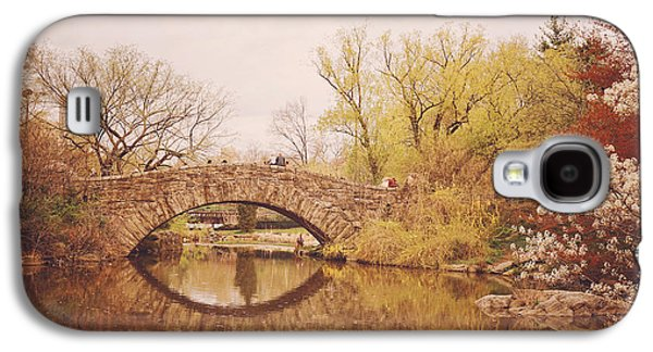 Spring - New York City - Central Park Landscape Galaxy S4 Case