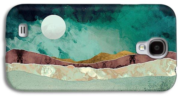 Landscapes Galaxy S4 Case - Spring Night by Katherine Smit