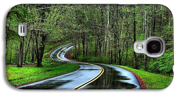 Spring On The Natchez Trace Galaxy S4 Case by Julie Riker Dant