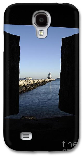 Spring Point Ledge Light - Portland Mane Usa Galaxy S4 Case