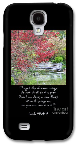 Spring Revival Galaxy S4 Case