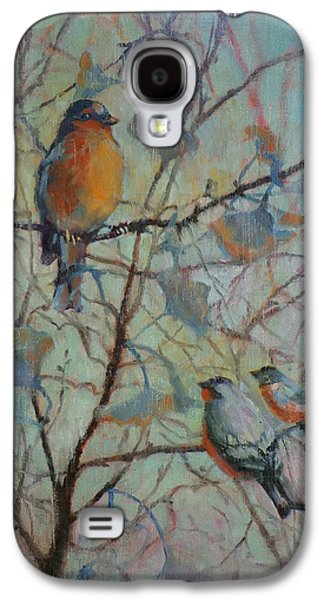 Spring Robin And Company Galaxy S4 Case