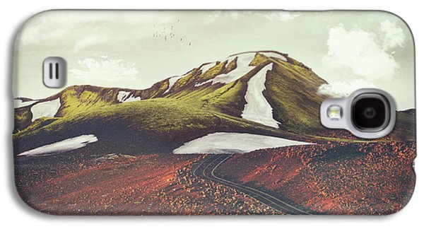 Landscapes Galaxy S4 Case - Spring Thaw by Katherine Smit