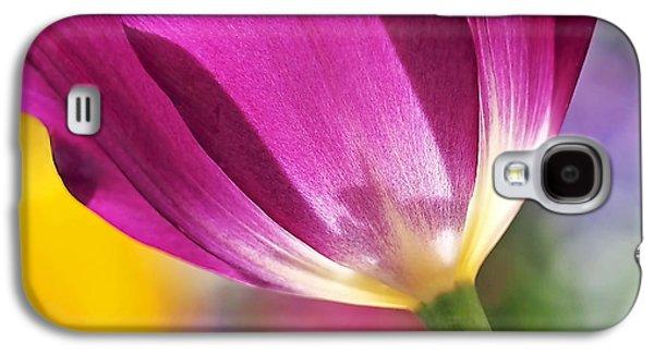 Spring Tulip - Square Galaxy S4 Case