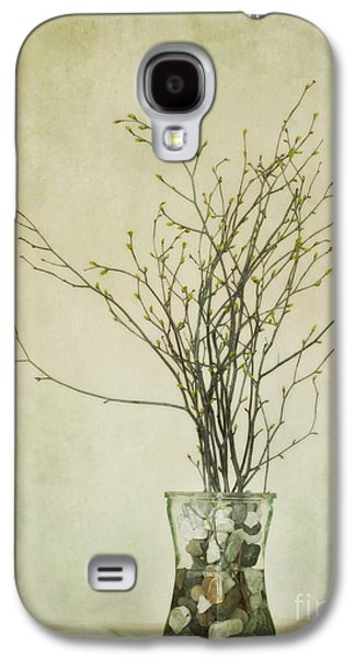 Spring Unfolds Galaxy S4 Case by Priska Wettstein