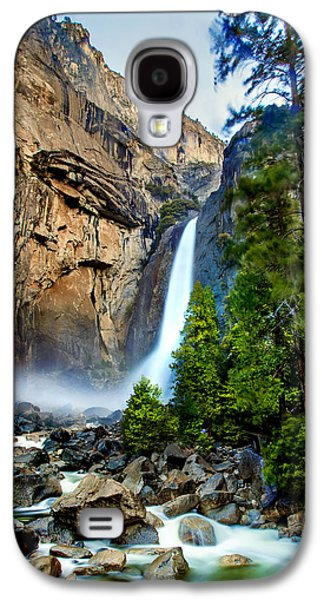 Yosemite National Park Galaxy S4 Case - Spring Valley by Az Jackson