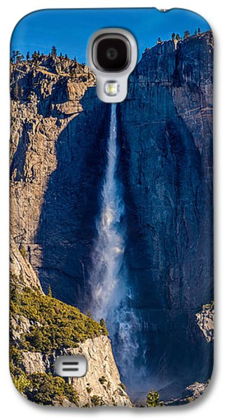 Yosemite National Park Galaxy S4 Case - Spring Water by Az Jackson