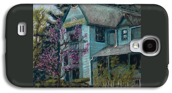 Springtime In Old Town Galaxy S4 Case by Mary Benke