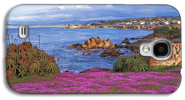 Springtime In Pacific Grove Galaxy S4 Case