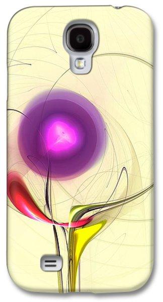 Sprout Galaxy S4 Case by Anastasiya Malakhova