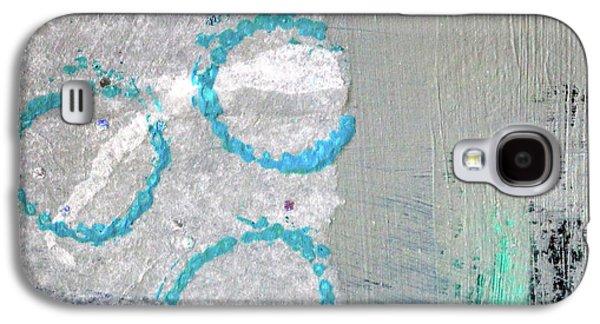 Square Collage No. 6 Galaxy S4 Case by Nancy Merkle