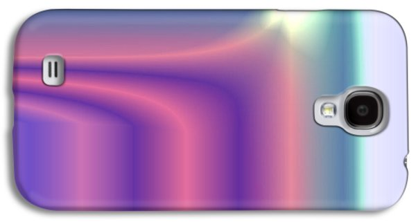Square Galaxy S4 Case by Contemporary Art