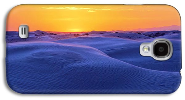 Scramble Galaxy S4 Case by Chad Dutson
