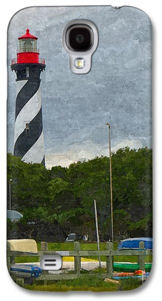 St. Augustine Lighthouse Boat Ramp Galaxy S4 Case