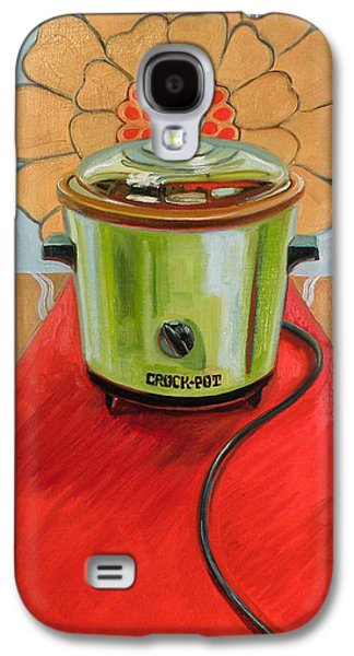 St. Crock Pot Of The Red Carpet Galaxy S4 Case